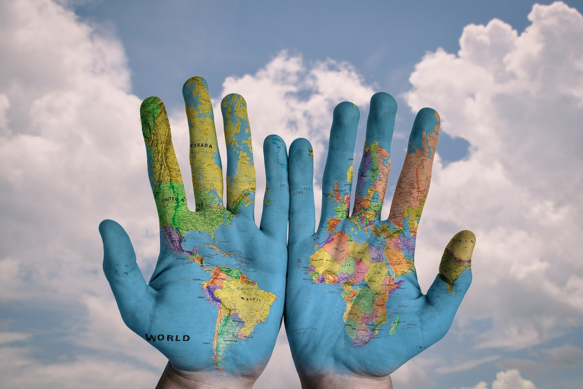 глобално гражданство