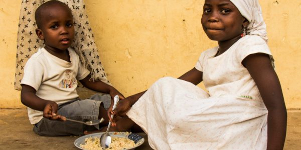 Без дом в Нигерия…